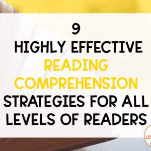 reading comprehension feature image
