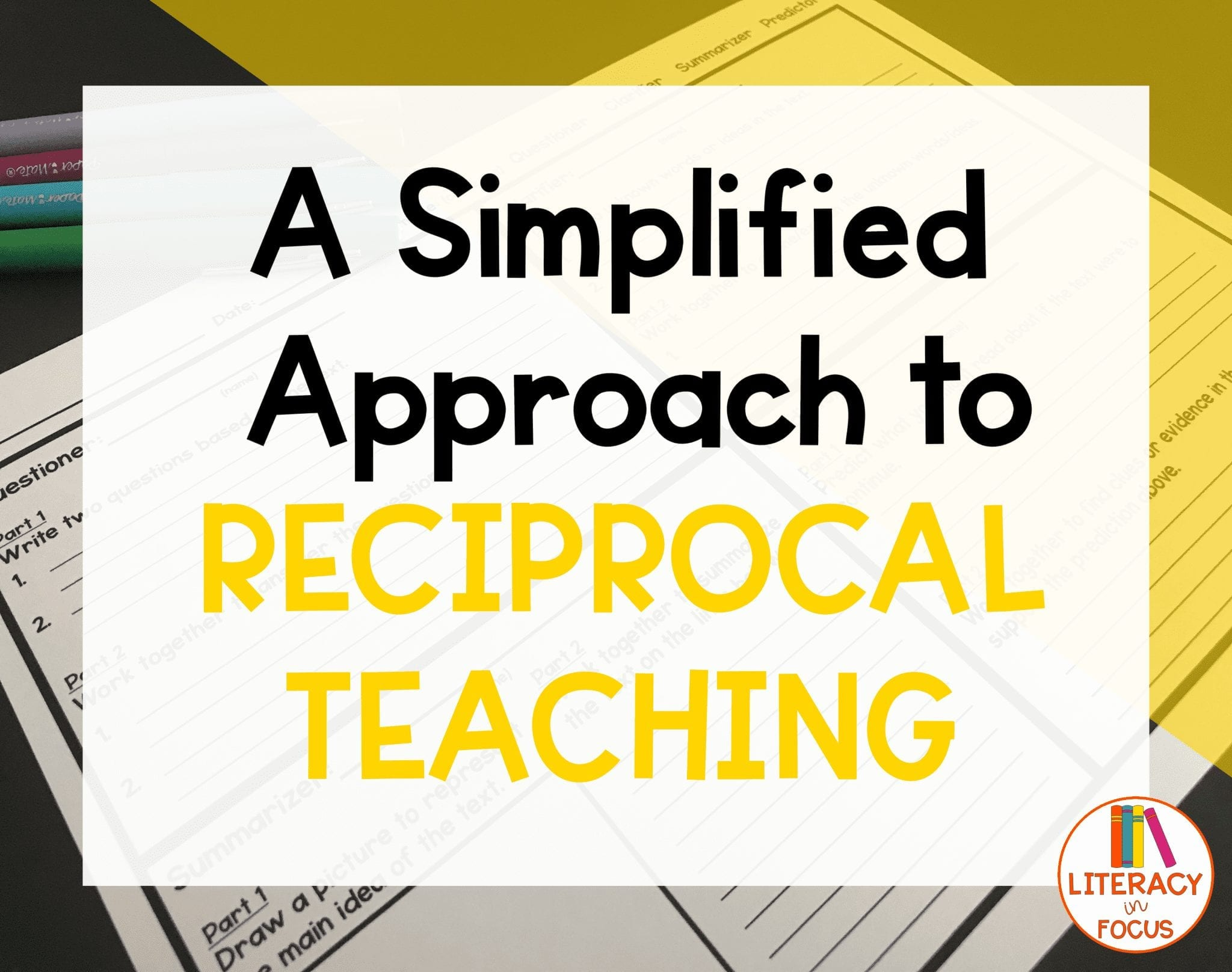 Reciprocal Teaching Title Image