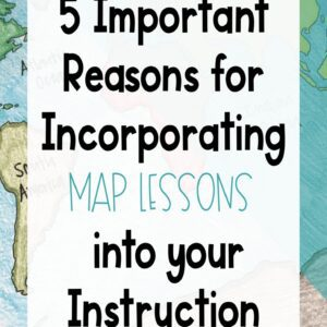 Maps and Instruction