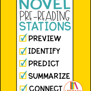 prereading stations graphic