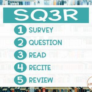 SQ3R Steps List