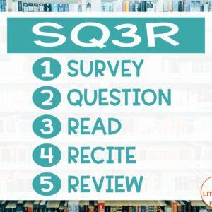 SQ3R Five Steps