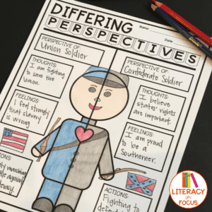 Perspectives Worksheet