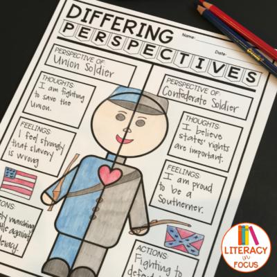 Perspectives Worksheet