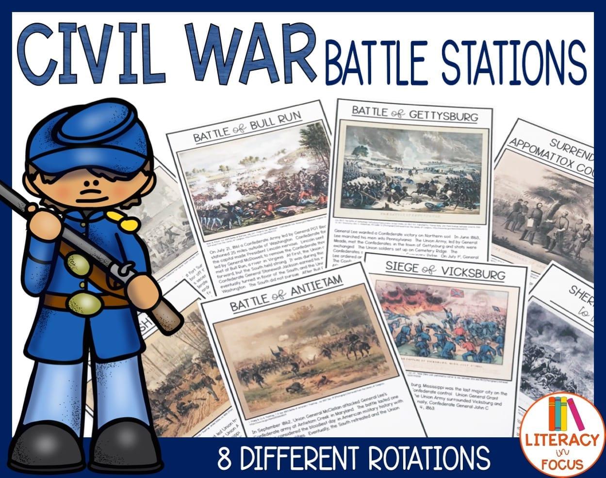 battle stations activity