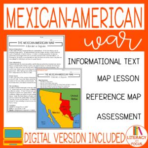 Mexican American War Lesson