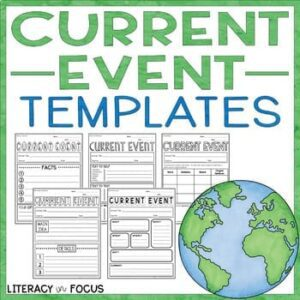 current event templates