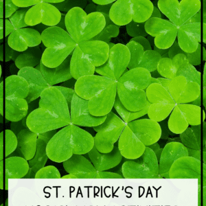 St. Patricks Day Vocabulary Activities