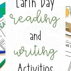 Earth Day Reading and Writing