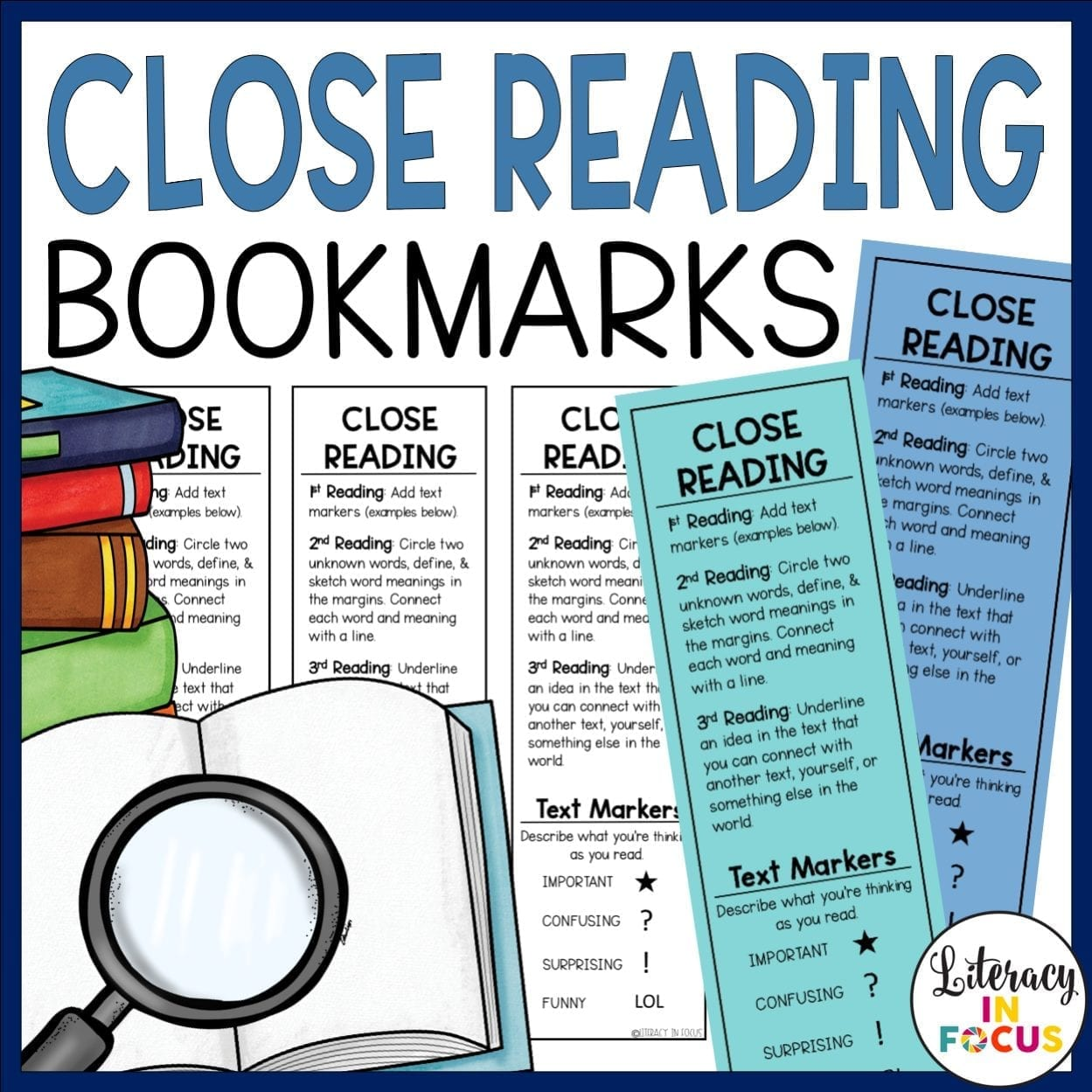 Close Reading Directions