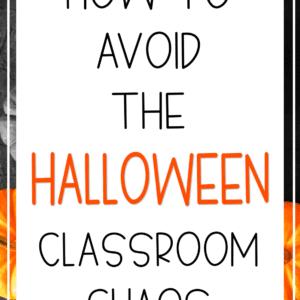 Halloween English Lesson Ideas