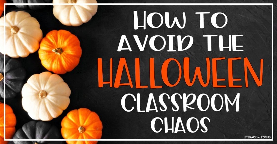 Halloween Lesson Ideas for Your Classroom