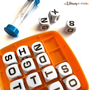 Boogle Game
