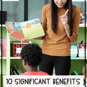 10 Benefits of Reading Aloud to Students