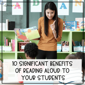 Reading Out Loud Benefits