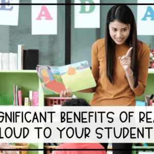 Benefits of Reading Aloud To Students