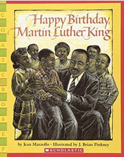Martin Luther King Picture Book