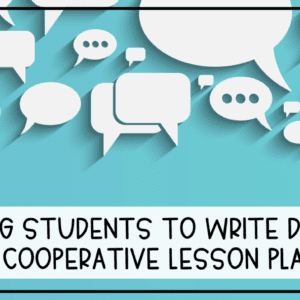 Teaching Students to Write Dialogue