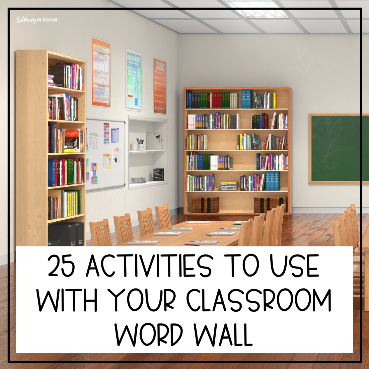 Word Wall Activities and Ideas