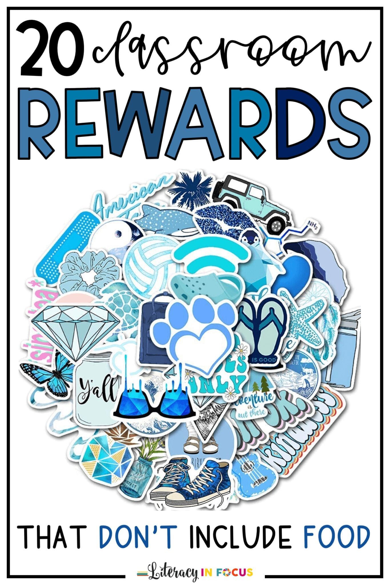 Classroom Rewards Ideas
