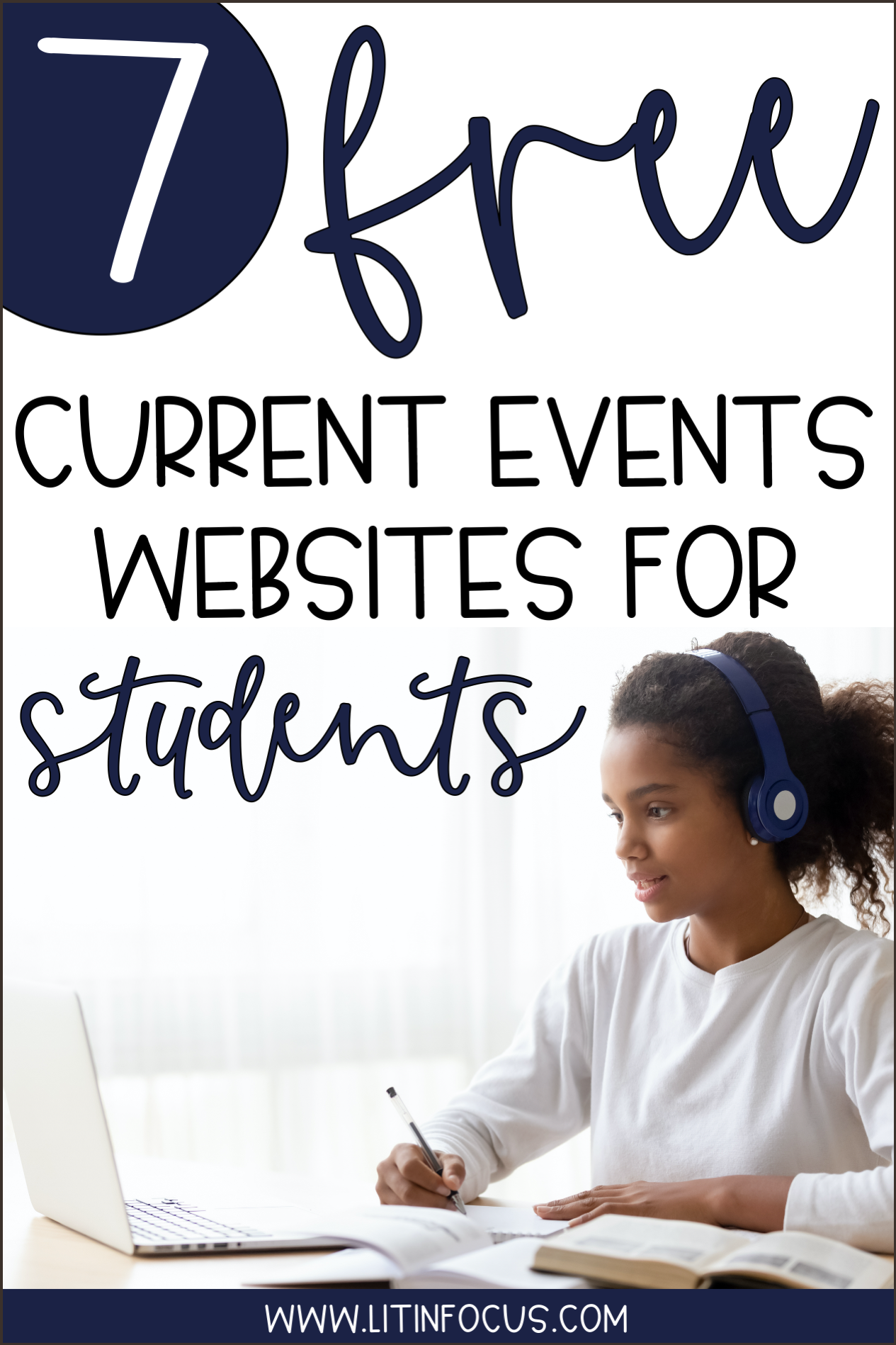 Seven free current event websites for students