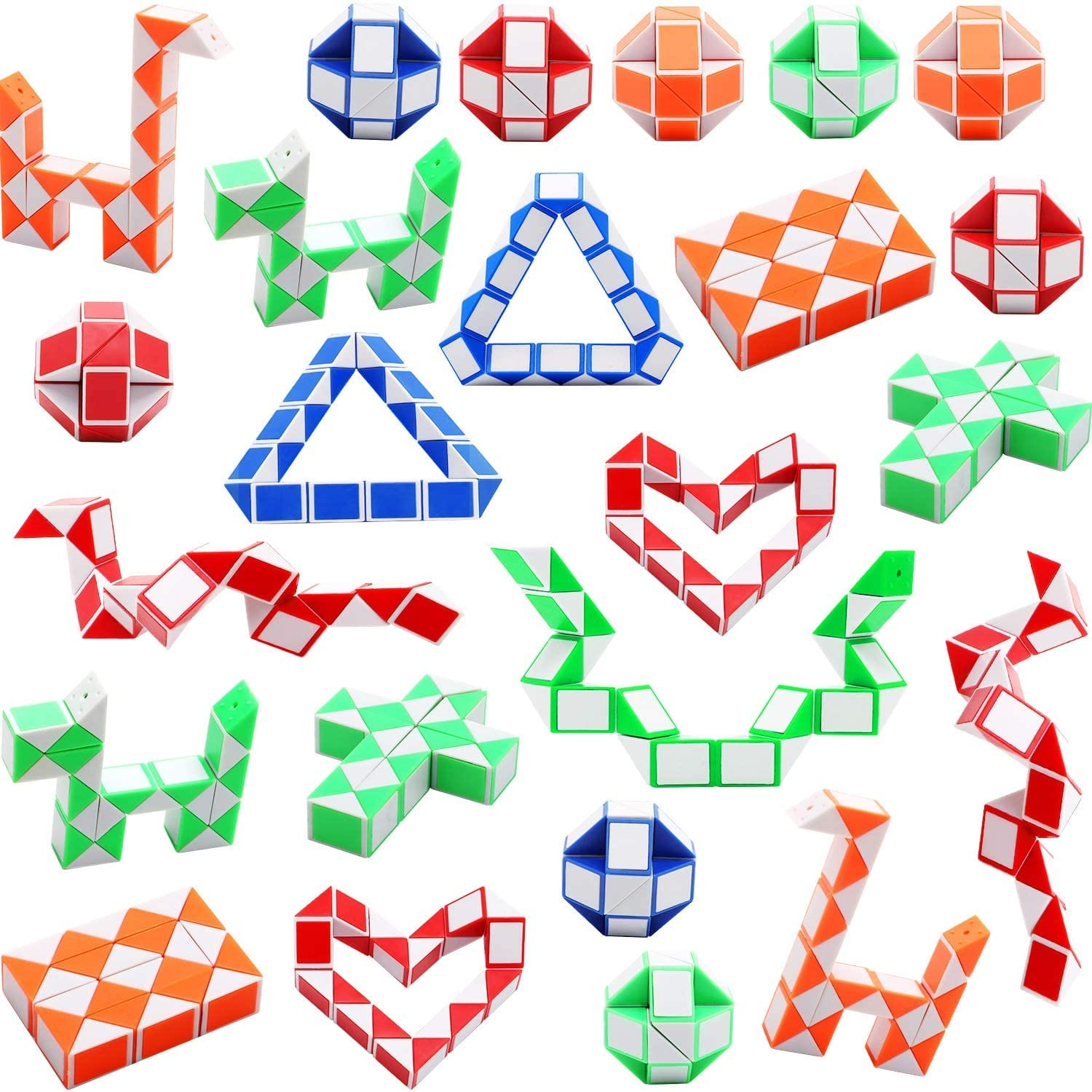snake puzzles