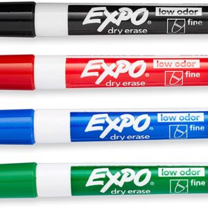 Assorted Colors Expo Markers
