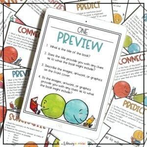 Novel PreReading Activity for Google Classroom