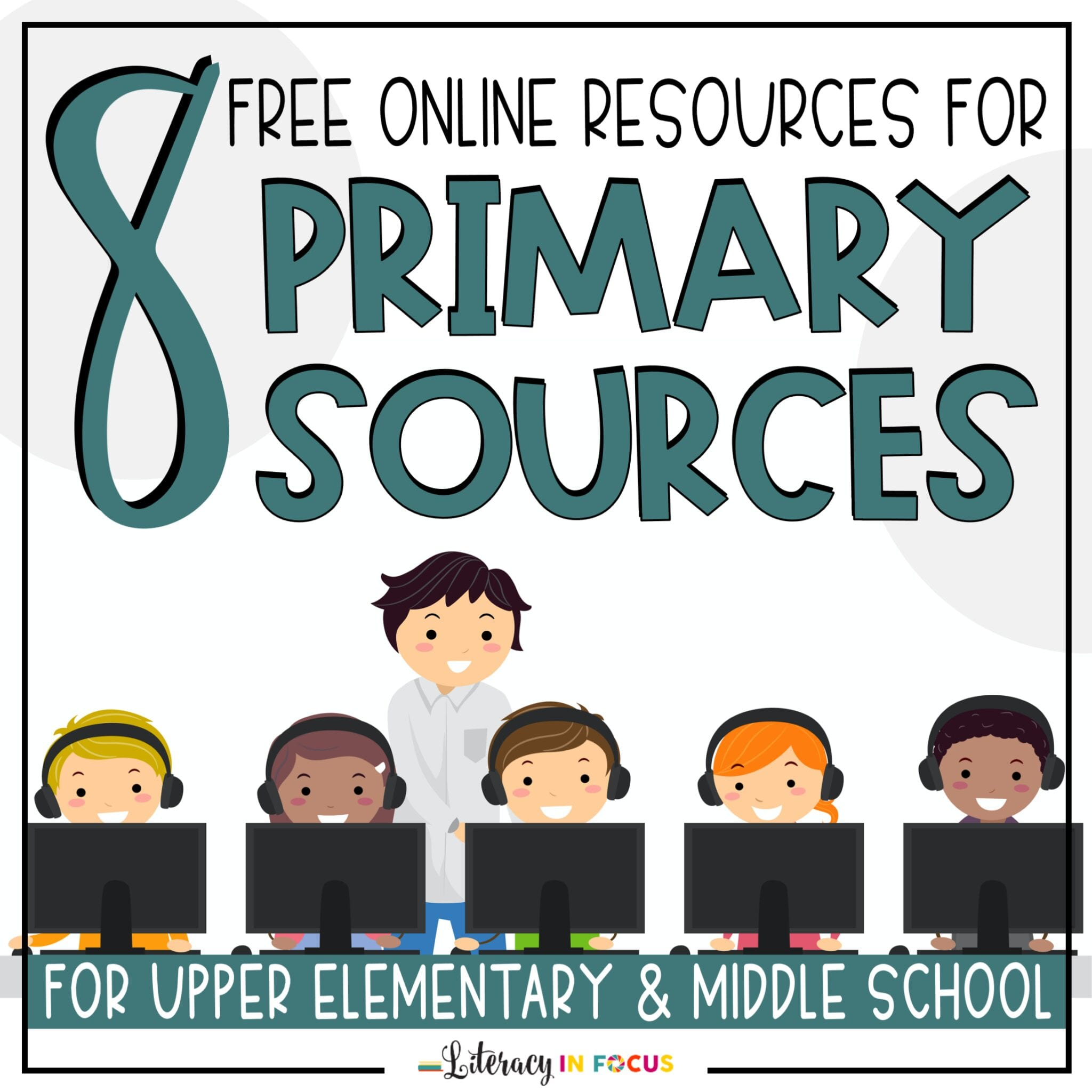 Free Websites for Primary Sources for Students