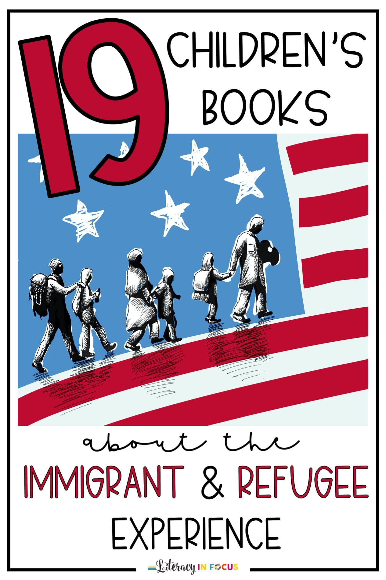 Immigrant and Refugee Books for Kids