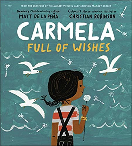 Carmela Full of Wishes Book Review