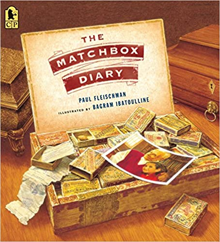 The Matchbox Diary book review