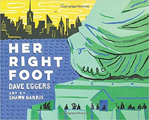 Her Right Foot Book Review