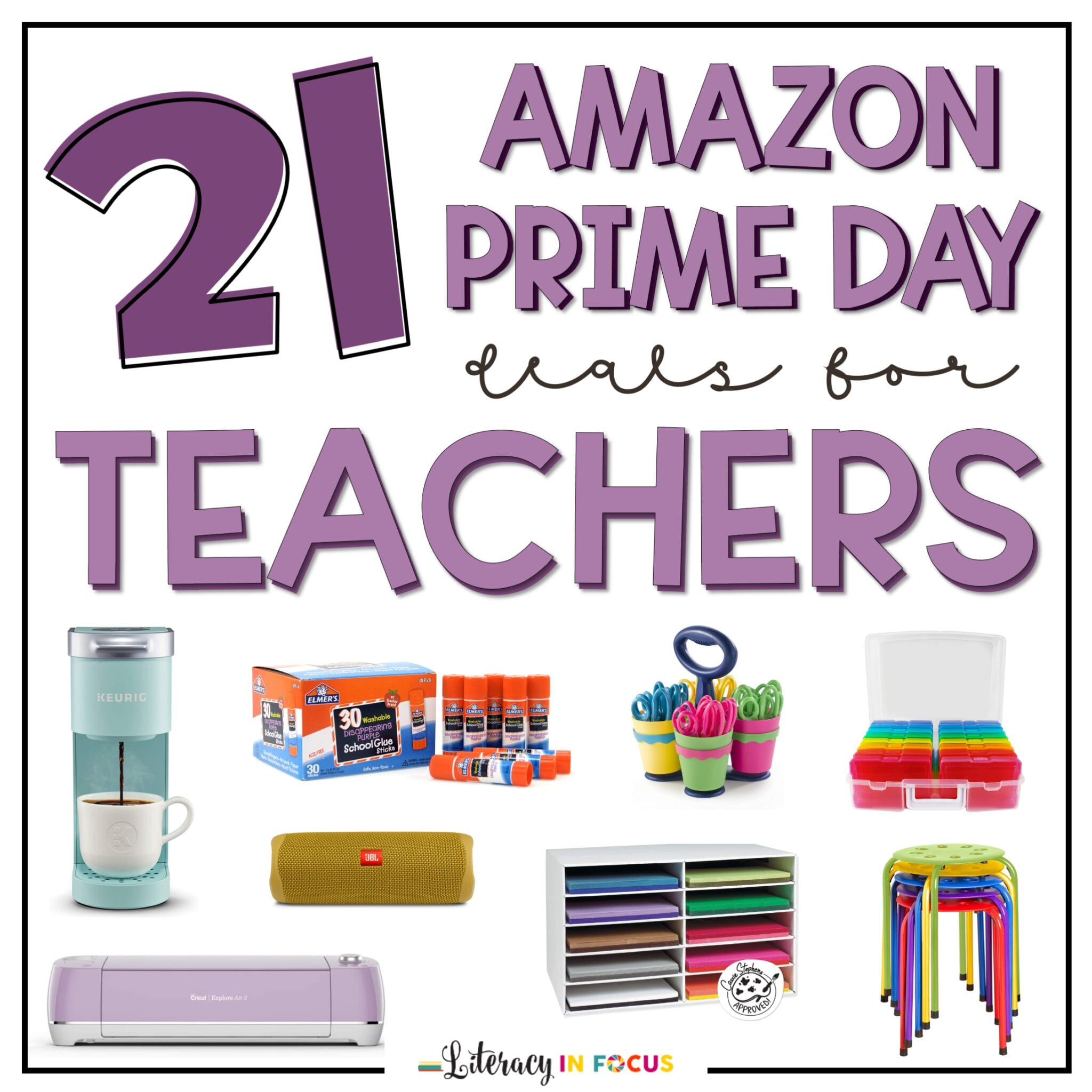 Amazon Prime Day deals for teachers