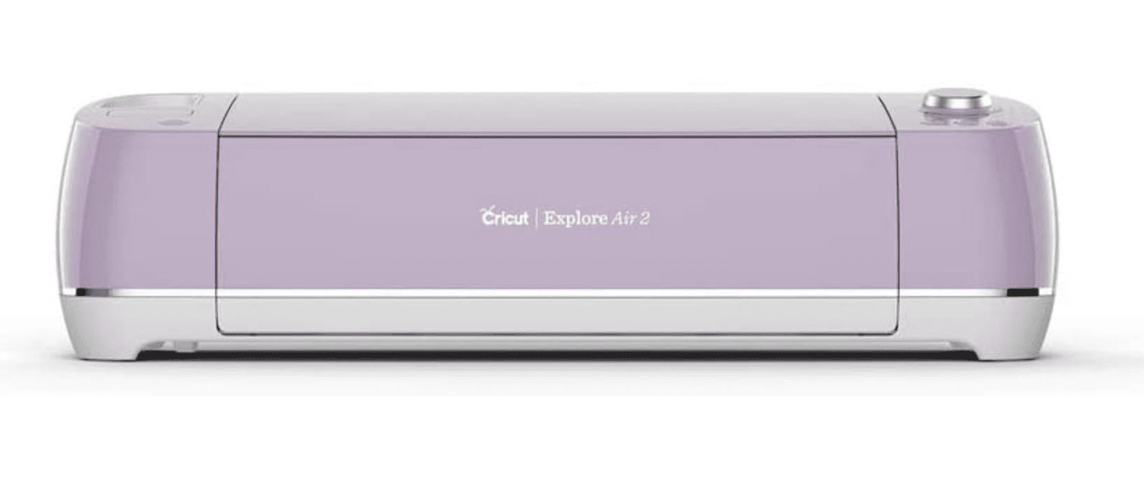 Purple Cricut Air